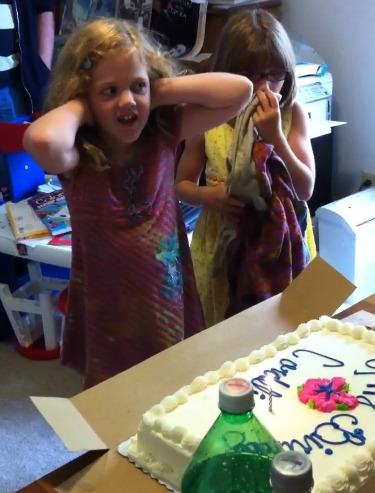 Cordy's Seventh Birthday