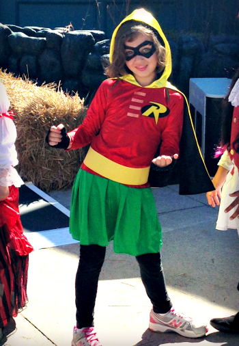 Mira as Robin