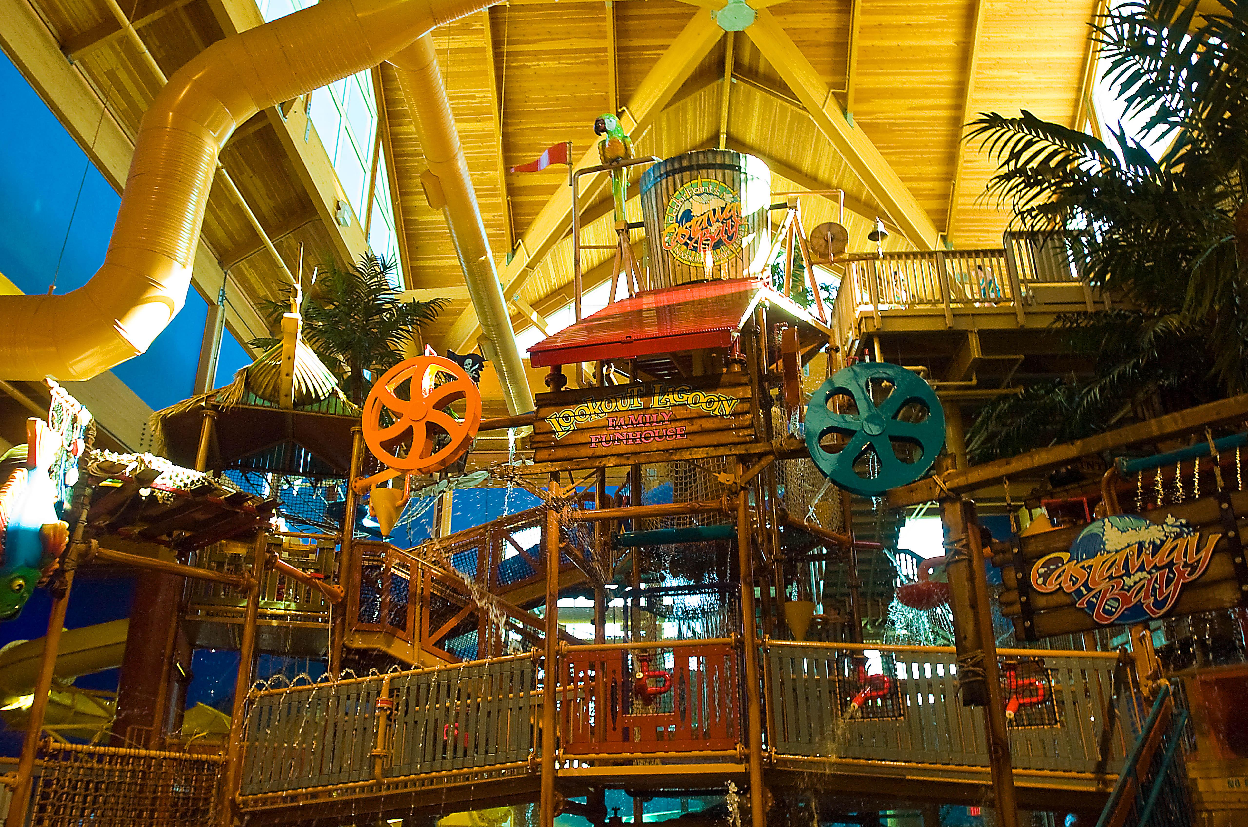 Maui Sands Ohio Kids Room Hotel Impossible Did