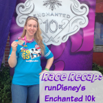 Race Recap: runDisney's Enchanted 10k