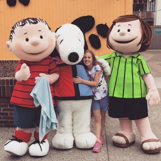 Cedar Point Snoopy