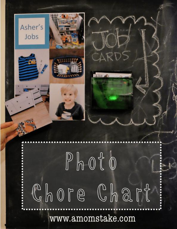 Photo Chore Chart