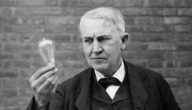 Biografi Thomas Alva Edison Sang Penemu Lampu Pijar Biografi Thomas Alva Edison Sang Penemu Lampu Pijar