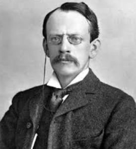 Biografi Joseph John Thomson Penemu Elektron dan Inggris