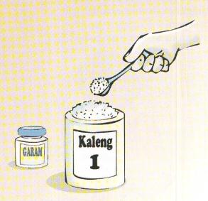 Percobaan Sains Sederhana Embun Buatan dari Es Serut