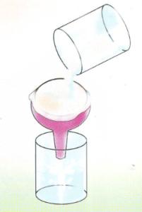 Percobaan Sains Sederhana Sistem Penyaringan pada Ginjal