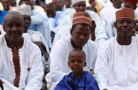 "Saling Sapa ""Barkah da Sallah"" Tradisi Unik Menyambut Lebaran di Nigeria"