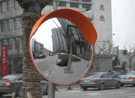 Cermin Cembung, Pembentukan dan Sifat Bayangan, Serta Contoh Soalnya