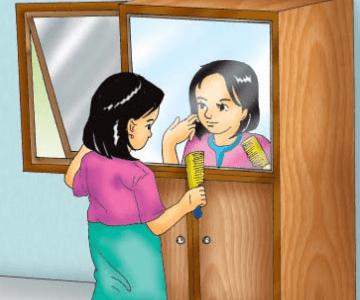Cermin Datar Sifat dan Pembentukan Bayangan serta Contoh Soalnya