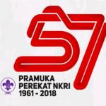 Tema dan Logo Resmi HUT Pramuka Indonesia ke 57 Tahun 2018