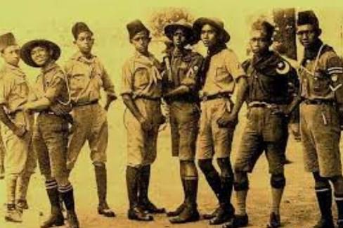 Sejarah Singkat Gerakan Pramuka, Masa Hindia Belanda Hingga Sekarang