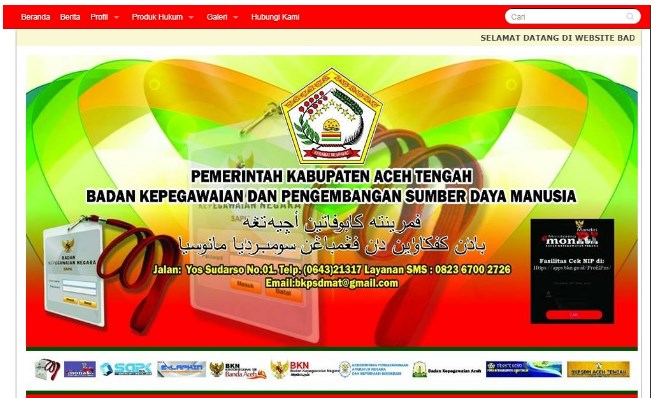 Hasil SKD dan Peserta Lulus SKB CPNS 2018 Kabupaten Aceh Tengah