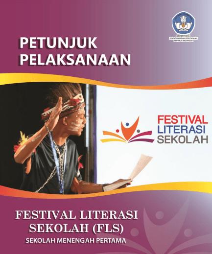 Download Juklak Festival Literasi Sekolah FLS SMP Tahun 2019