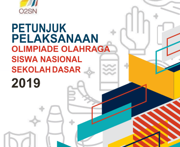 Download Petunjuk Pelaksanaan Juklak O2SN SD Tahun 2019
