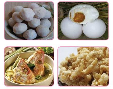 Materi Prakarya Kelas 9 Smp K13 Makanan Dari Bahan Pangan Setengah