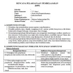 Download RPP Kelas 5 SD Kurikulum 2013 Edisi Revisi 2018 Semester 2