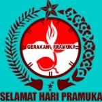 Download Logo Ke 58 HUT Pramuka Indonesia Tahun 2019