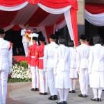 Pidato Sambutan Mendikbud Pada Upacara HUT Ke 74 Kemerdekaan RI