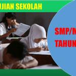 Soal Ujian Sekolah US IPS SMP MTs Kurikulum 2013 Tahun 2021