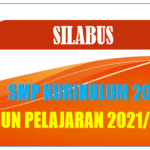 Silabus IPA Kelas 7 8 9 SMP MTs K13 Tahun Pelajaran 2021/2022