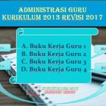Buku Kerja Guru 1 2 3 4 Revisi Terbaru K13 Tahun Pelajaran 2021/2022