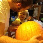 Elijah's Pumpkin Adventures.