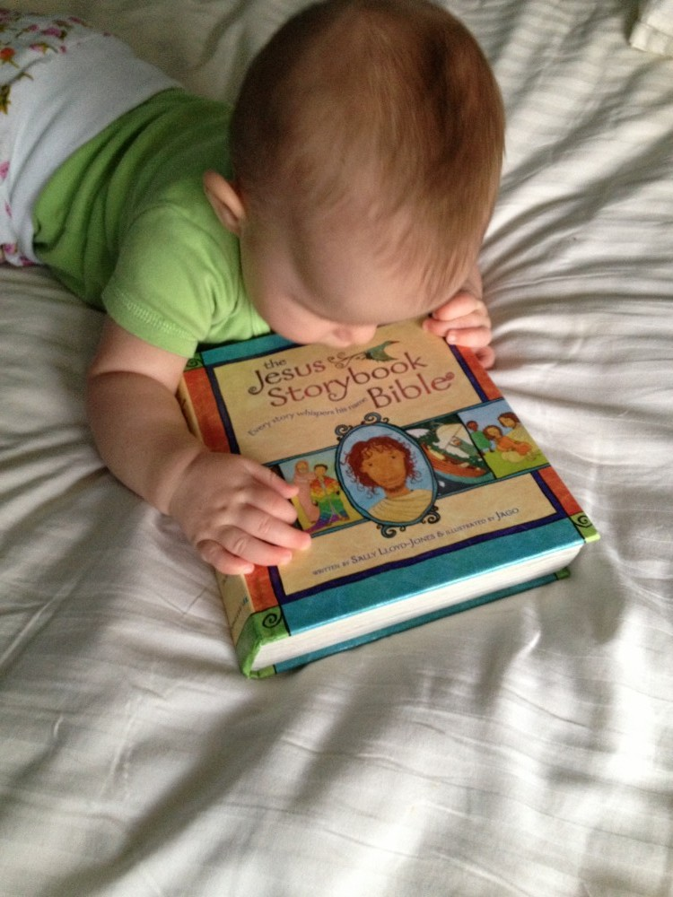 our favorite bibles for little ones