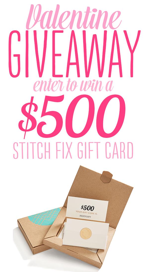 Stitch Fix 500