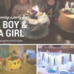 Tips for Throwing a Birthday Party for a Girl and a Boy.
