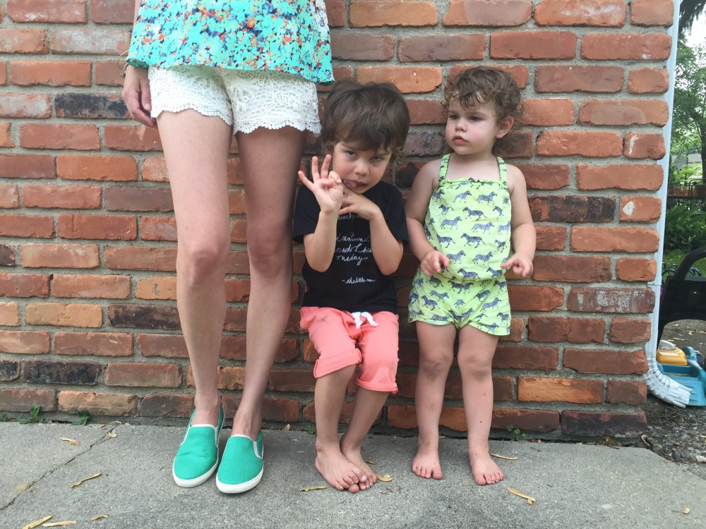 wayland racerback tank by paper moon with mis mooz seraphina slip on sneakers, from my june 2016 stitch fix with mis mooz // a monkey and his mama