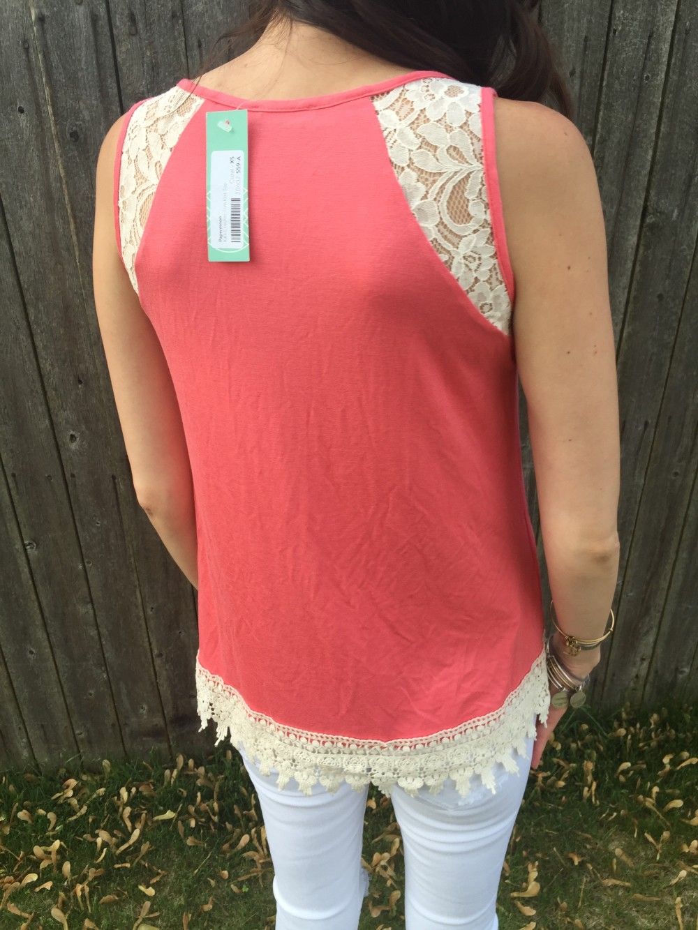kalli crochet trim knit top by papermoon, from my june 2016 Stitch Fix // a monkey and his mama