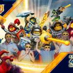 NEXO Knights 4D Movie at LEGOLAND Discovery Center Michigan, Reviewed by my 4 Year Old.