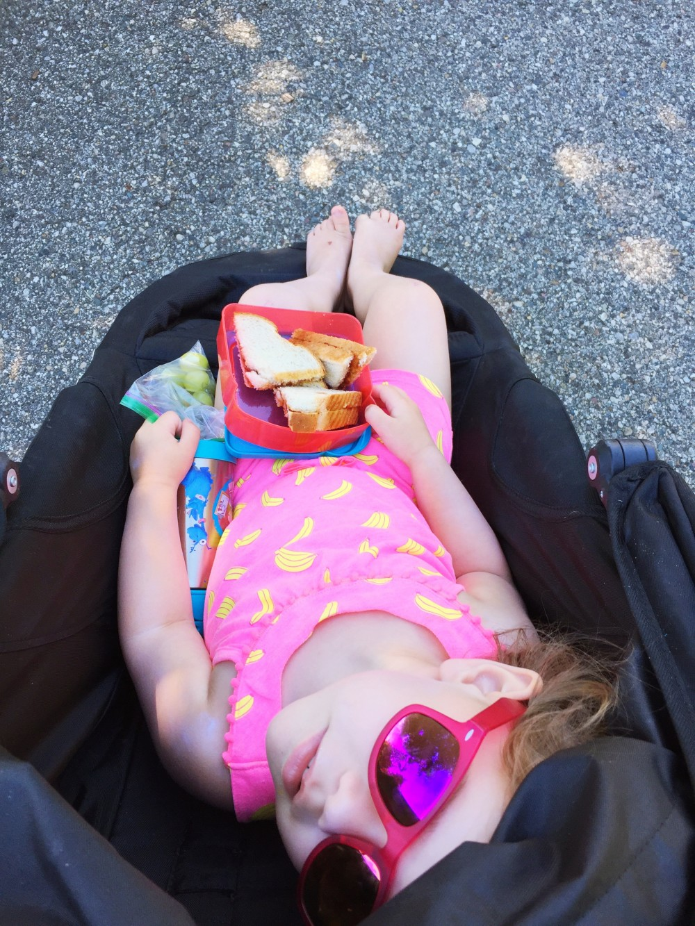 fitness for mamas who don't regularly work out // a monkey and his mama