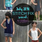 My July Stitch Fix, #15.