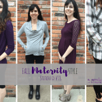Maternity Stitch Fix, Fix #18.