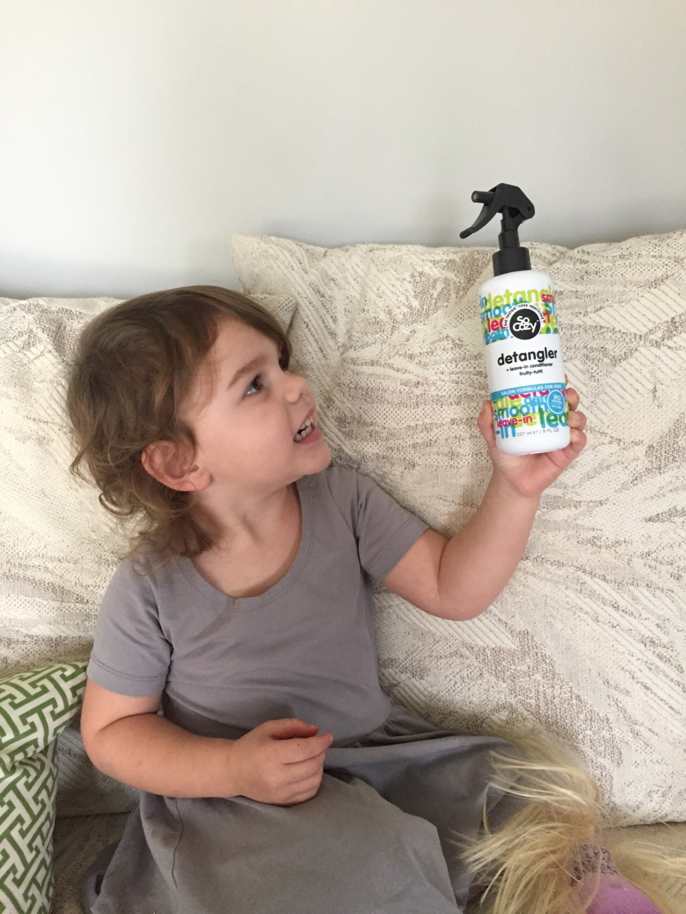 socozy detangler review // a monkey and his mama