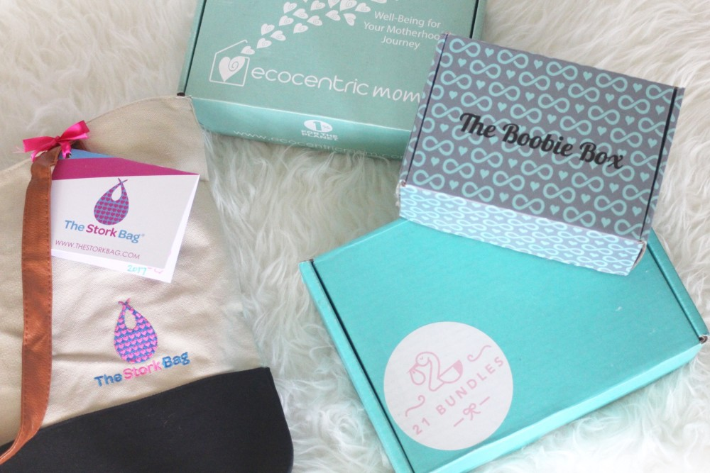 subscription boxes for new mamas