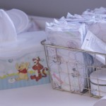 Newborn Diaper Changing Tips from a 3rd Time Mama.