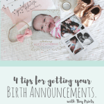 The Perfect Birth Announcements.