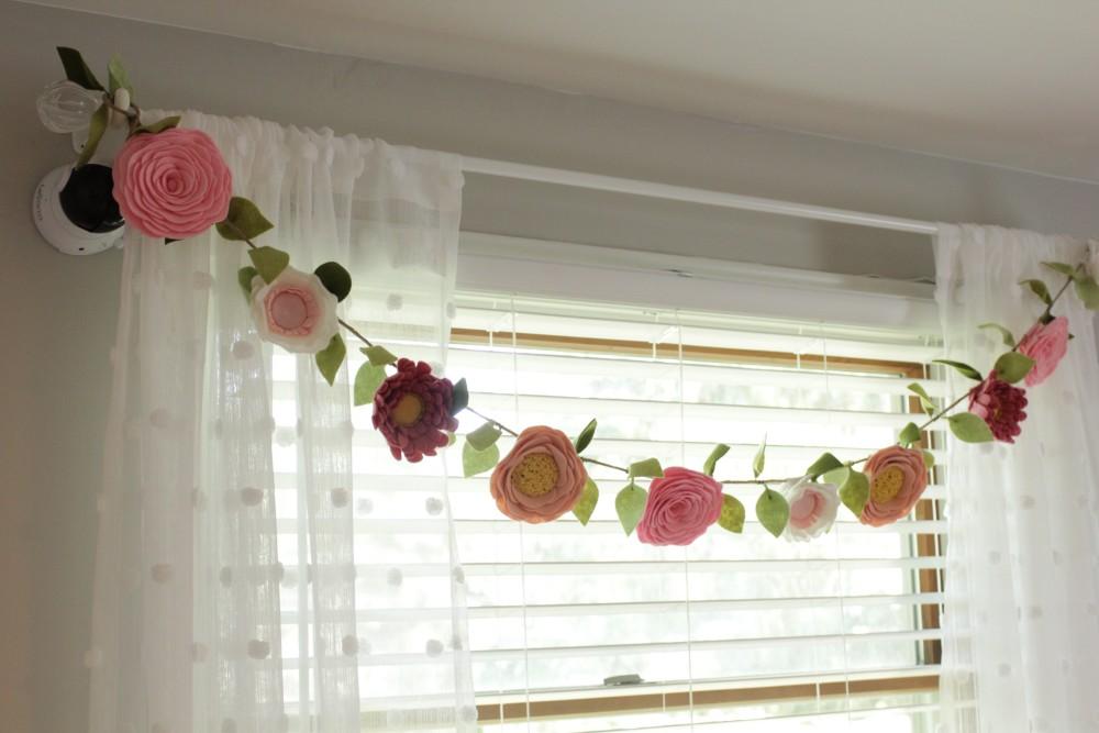 flower garland nursery