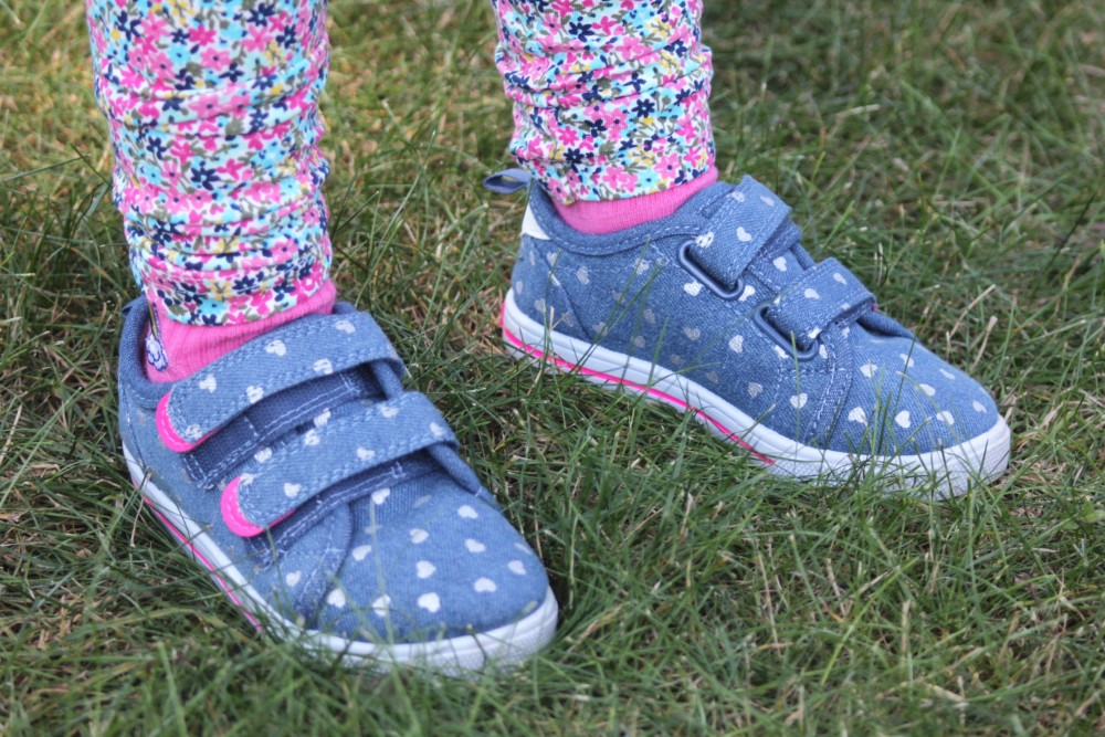 preschool chambray sneakers from carter's