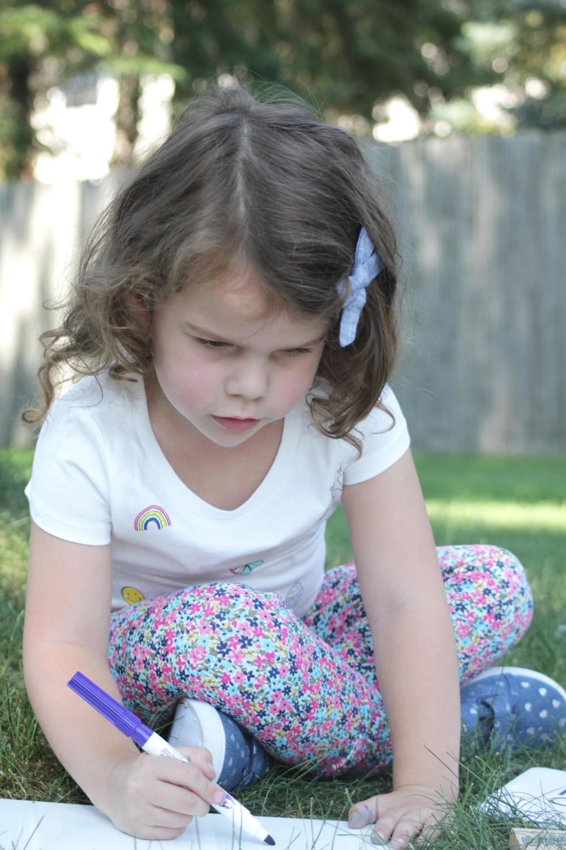 leggings and tees for preschool