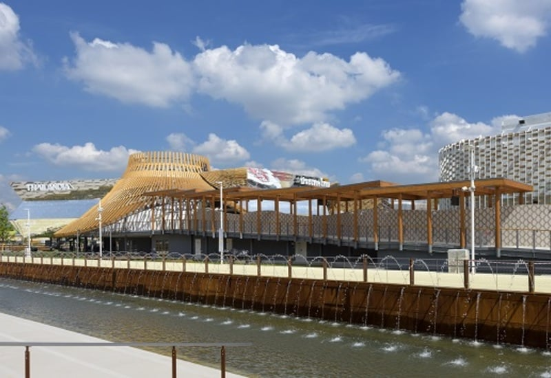 Thailand's Pavilion EXPO Milano