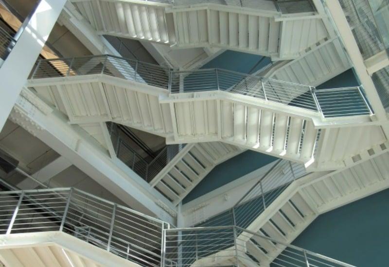 New Office buildings University