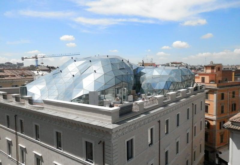 Palazzo Dell'ex Unione Militare - Rome