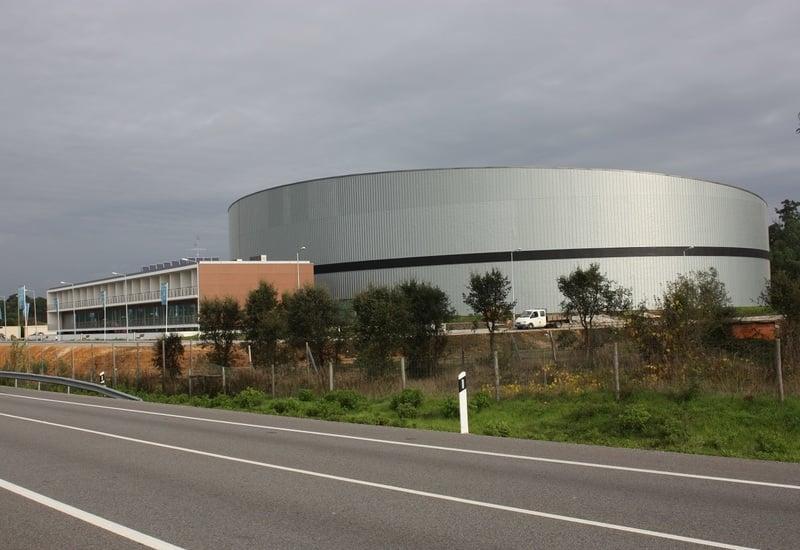 Velodrome in Portugal