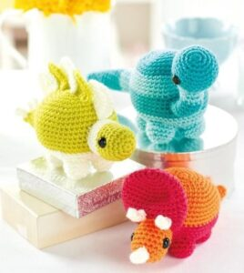 Dinosaur Crochet Patterns – For Your Dino Lover - A More