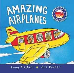 Airplane Book - Letter A Activities - Preschool kid craft - amorecraftylife.com #preschool