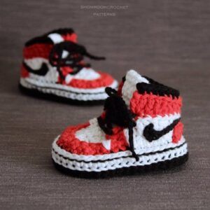 338653e3d5c3 baby shoes crochet patterns - baby gift - crochet pattern pdf -  amorecraftylife.com