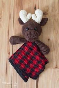 plaid crochet patterns - crochet pattern pdf - lovey crochet pattern - amorecraftylife.com #plaid #crochet #crochetpattern